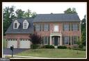 Beautiful brick front home in Stonewall Manor - 3713 STONEWALL MANOR DR, TRIANGLE