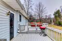 Relax on the deck! - 65 GREEN ACRE DR, STAFFORD