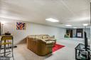 Fully finished basement - 65 GREEN ACRE DR, STAFFORD