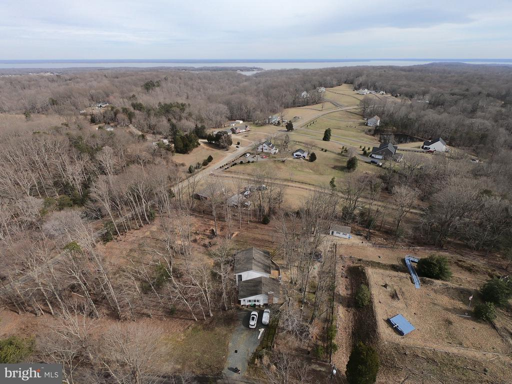 Aerial View - 15 OLD FORT LN, STAFFORD