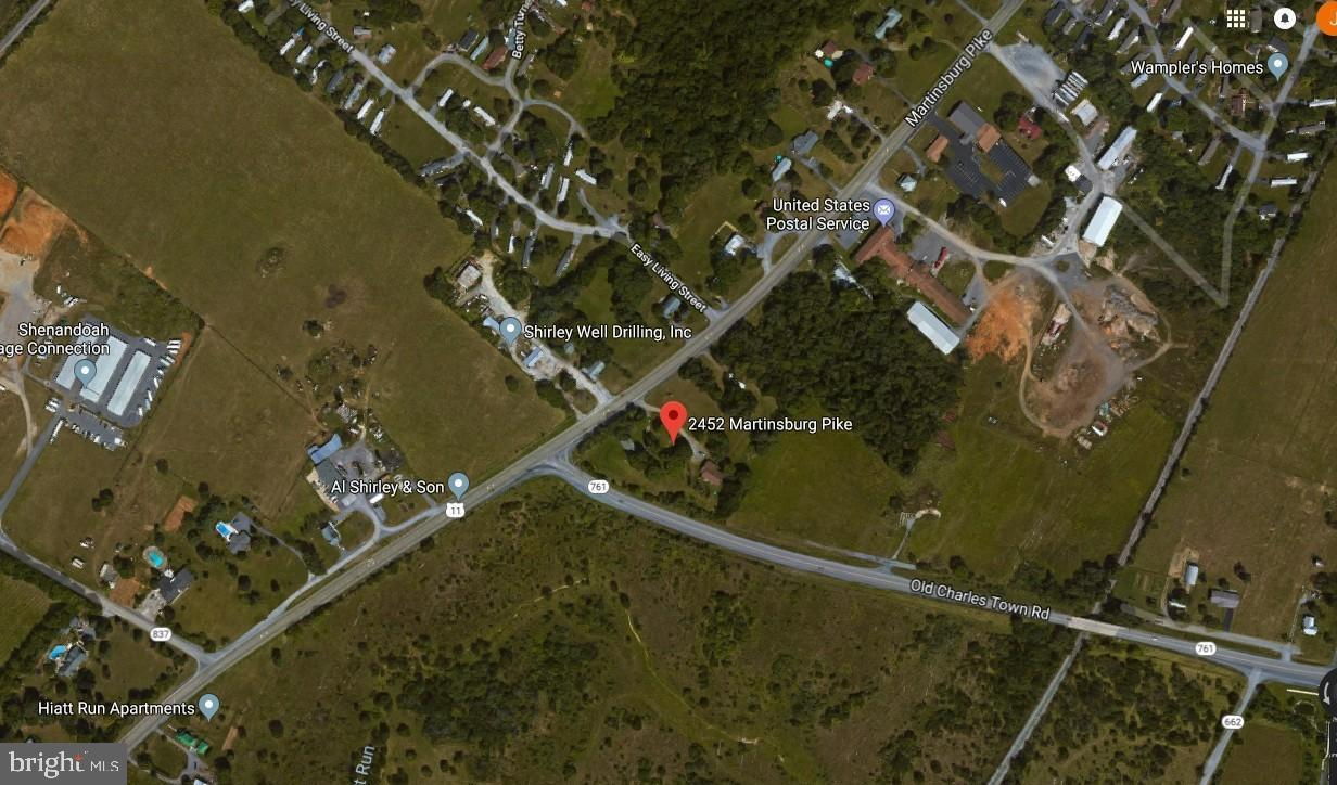 Land for Sale at Stephenson, Virginia 22656 United States