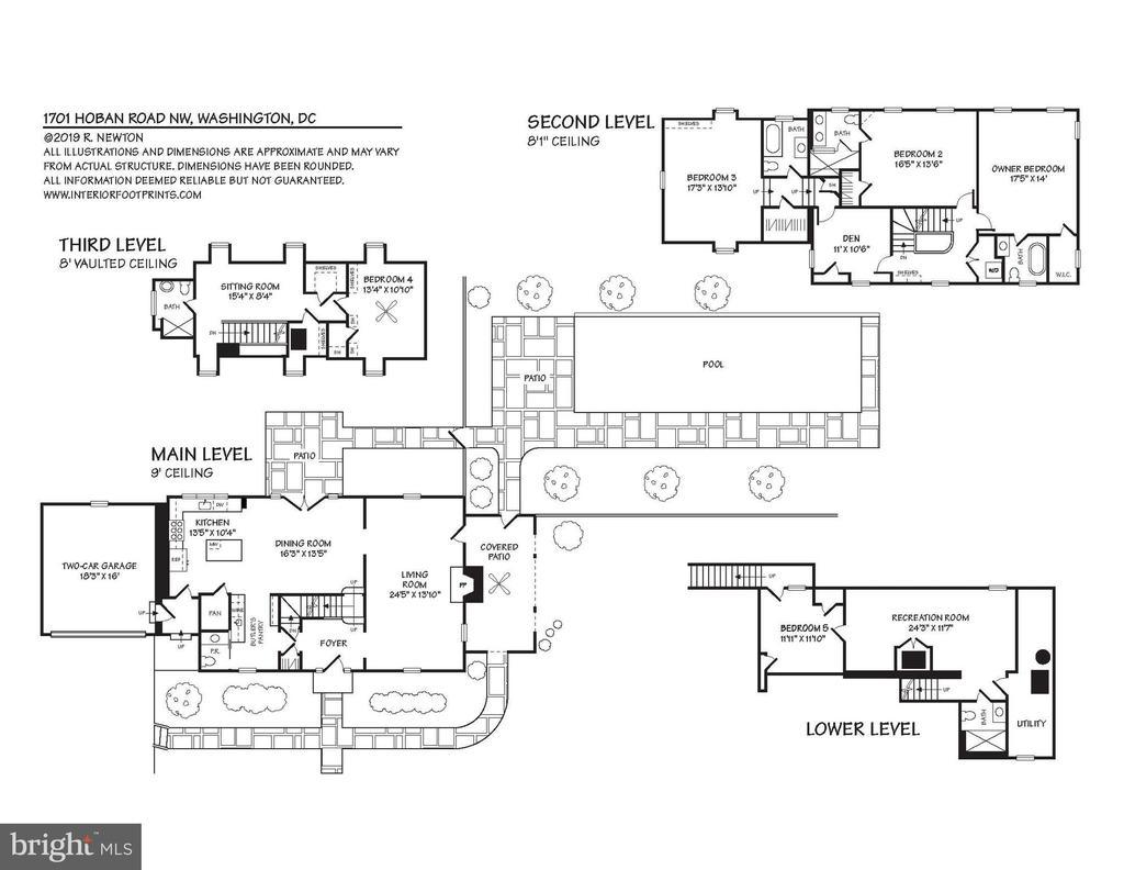 Floor Plans - 1701 HOBAN RD NW, WASHINGTON