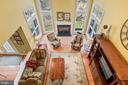 Visit with the family from the 2nd floor - 19030 COTON FARM CT, LEESBURG