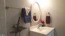 Hall Bath - 7126 BRIDGEPORT CT, SPRINGFIELD