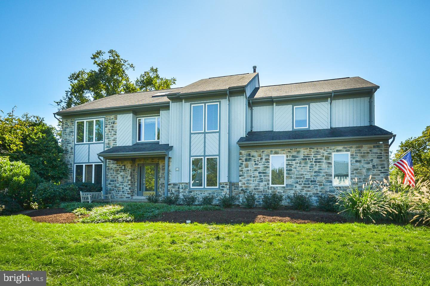 Photo of home for sale at 55 Rocking Horse Way, Holland PA
