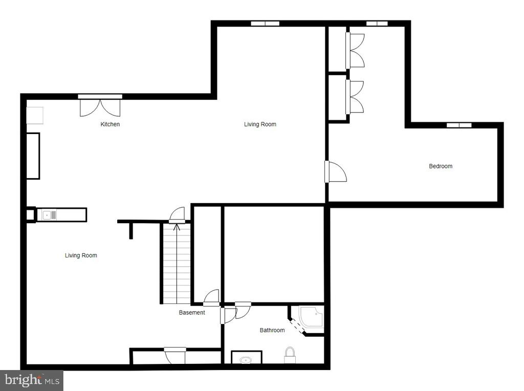 Basement Floor Plan - 70 ALDERWOOD DR, STAFFORD