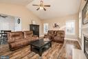 This Home Really Makes a Statement! - 10405 ABERDEEN CT, FREDERICKSBURG