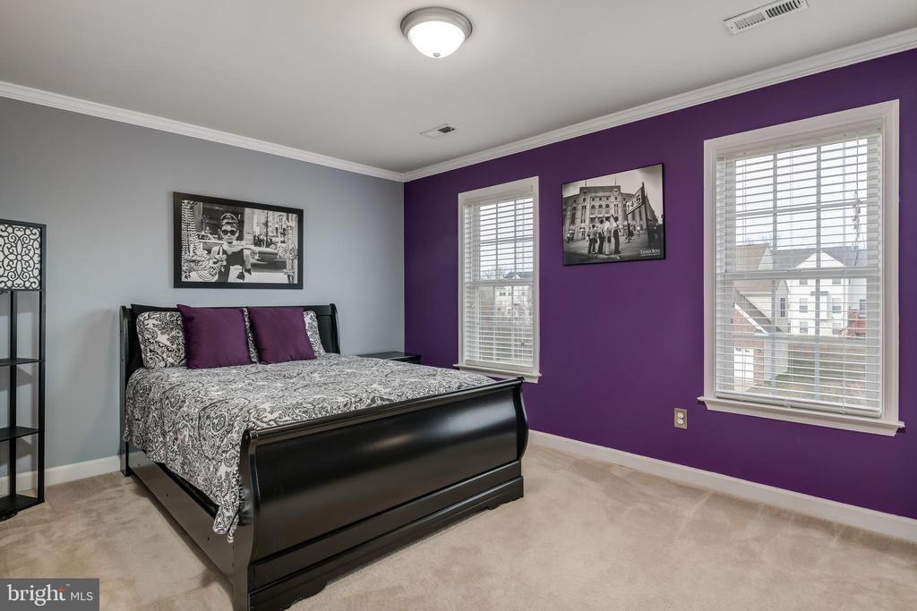 Bedroom #3 - 10405 ABERDEEN CT, FREDERICKSBURG