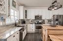 Masterfully Appointed Kitchen - 10405 ABERDEEN CT, FREDERICKSBURG