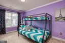 Bedroom #4 - 10405 ABERDEEN CT, FREDERICKSBURG