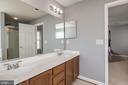 Double Sinks - 10405 ABERDEEN CT, FREDERICKSBURG