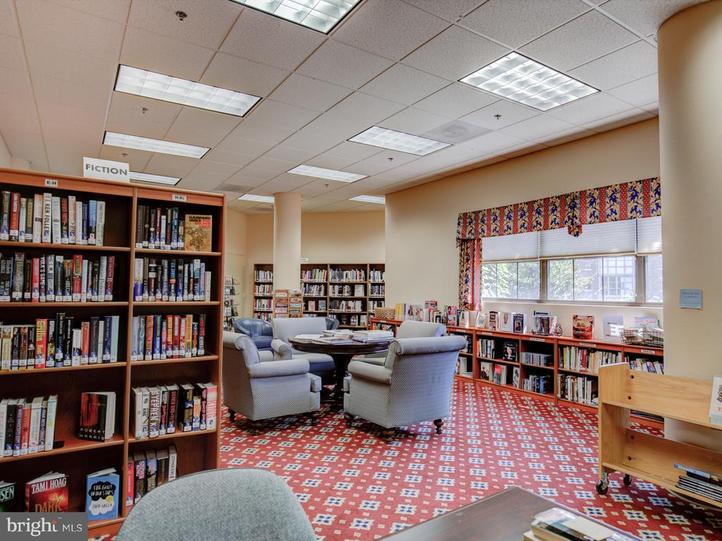 On-Site Library - 19385 CYPRESS RIDGE TER #915, LEESBURG