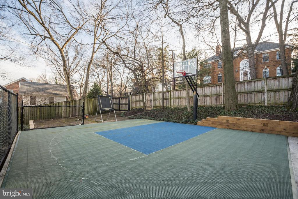 Sports court for fun and exercise! - 300 N VIEW TER, ALEXANDRIA