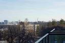 View from Balcony - 1401 N OAK ST N #305, ARLINGTON
