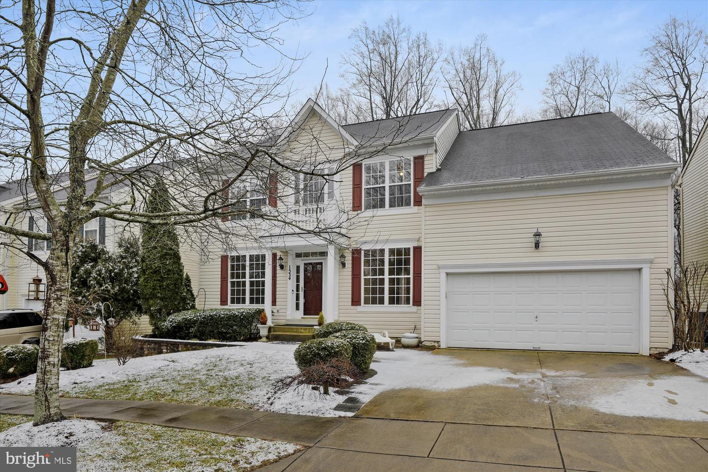 Single Family Home for Sale at 1534 Hornbeam Drive 1534 Hornbeam Drive Crofton, Maryland 21114 United States
