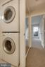 Stacked washer and dryer - 1039 WARWICK CT, STERLING