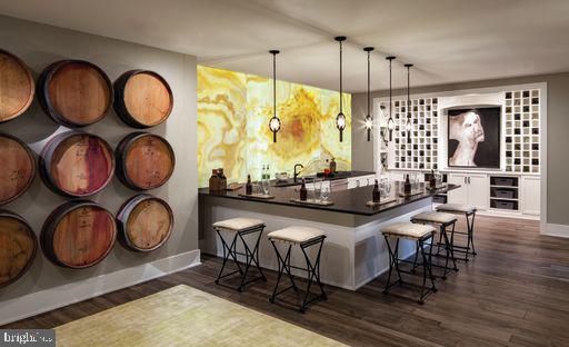 Windermere Bar & Wine Storage - 41288 LAVENDER BREEZE CIR, ALDIE