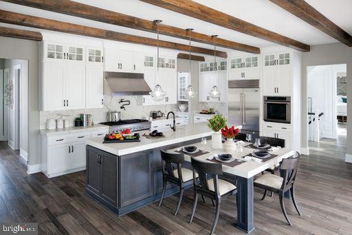 Windermere  Kitchen - 41288 LAVENDER BREEZE CIR, ALDIE