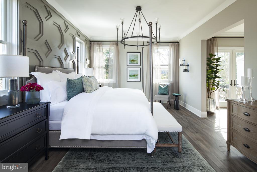 Windermere  Bedroom - 41288 LAVENDER BREEZE CIR, ALDIE