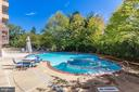 Enjoy your Summer at the Community pool. - 2111 WISCONSIN AVE NW #205, WASHINGTON