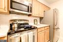 Stainless Steel Kitchen Appliances - 2111 WISCONSIN AVE NW #205, WASHINGTON
