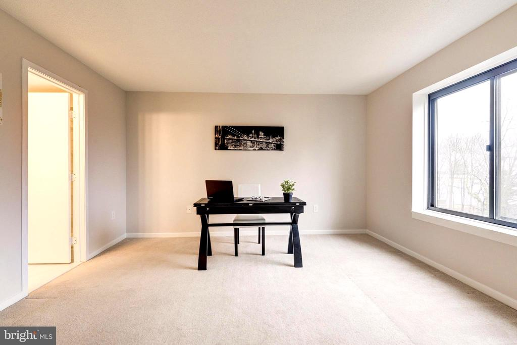 Second Bedroom. - 2111 WISCONSIN AVE NW #205, WASHINGTON