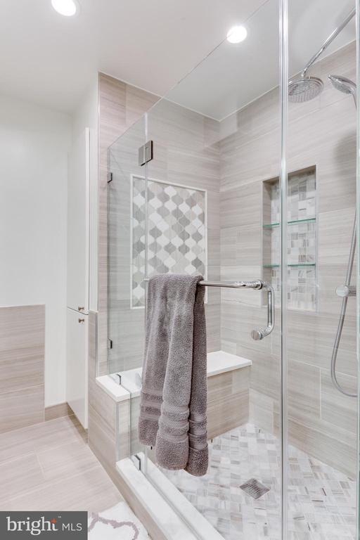 Master shower - 703 POTOMAC ST, ALEXANDRIA
