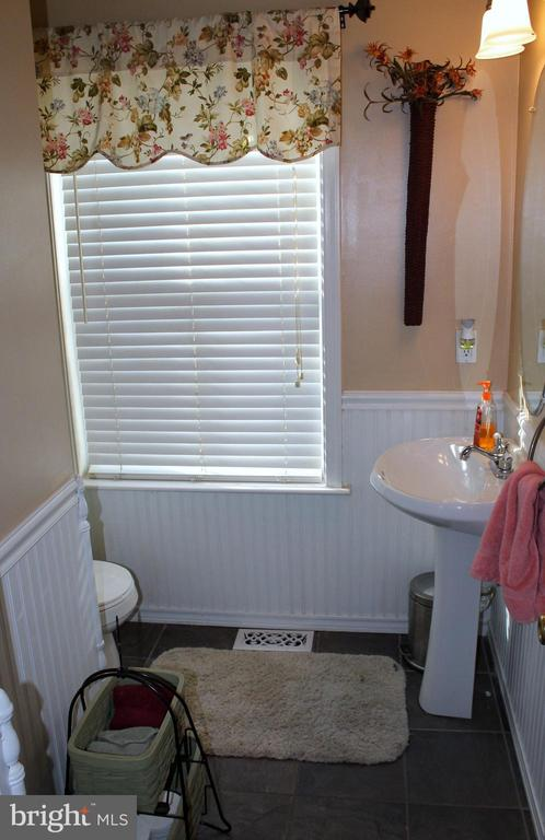 Main floor powder room - 47241 SCHWARTZKOPF DR, LEXINGTON PARK