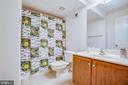 FULL BATHROOM IN BASEMENT - 19 SAINT CHARLES CT, STAFFORD