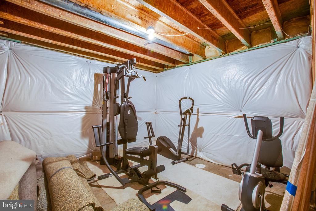 EXERCISE ROOM - 19 SAINT CHARLES CT, STAFFORD