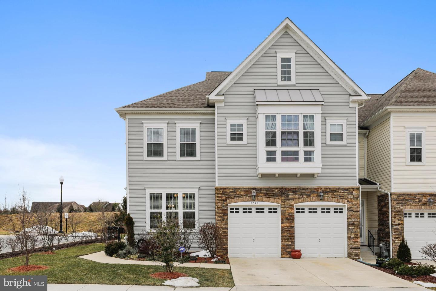 8750 POLISHED PEBBLE WAY, LAUREL, Maryland