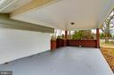 1 Car Carport - 6317 THOMAS DR, SPRINGFIELD