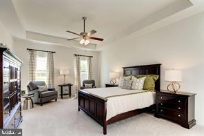 Master Bedroom - 9836H MAGLEDT RD, PARKVILLE