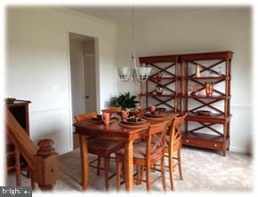 Dining Room - 9836H MAGLEDT RD, PARKVILLE