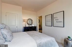Bedroom - 9836H MAGLEDT RD, PARKVILLE