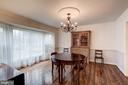 of the fabulous backyard (you'll see), - 9097 WEXFORD DR, VIENNA