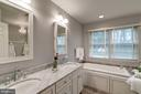 serenity of your personal spa! - 9097 WEXFORD DR, VIENNA