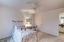 complete with ceiling fans, - 9097 WEXFORD DR, VIENNA