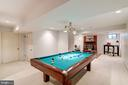 look downstairs, where the possibilities are - 9097 WEXFORD DR, VIENNA