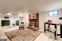 plentiful!  Pool by the wet bar, or board games, - 9097 WEXFORD DR, VIENNA