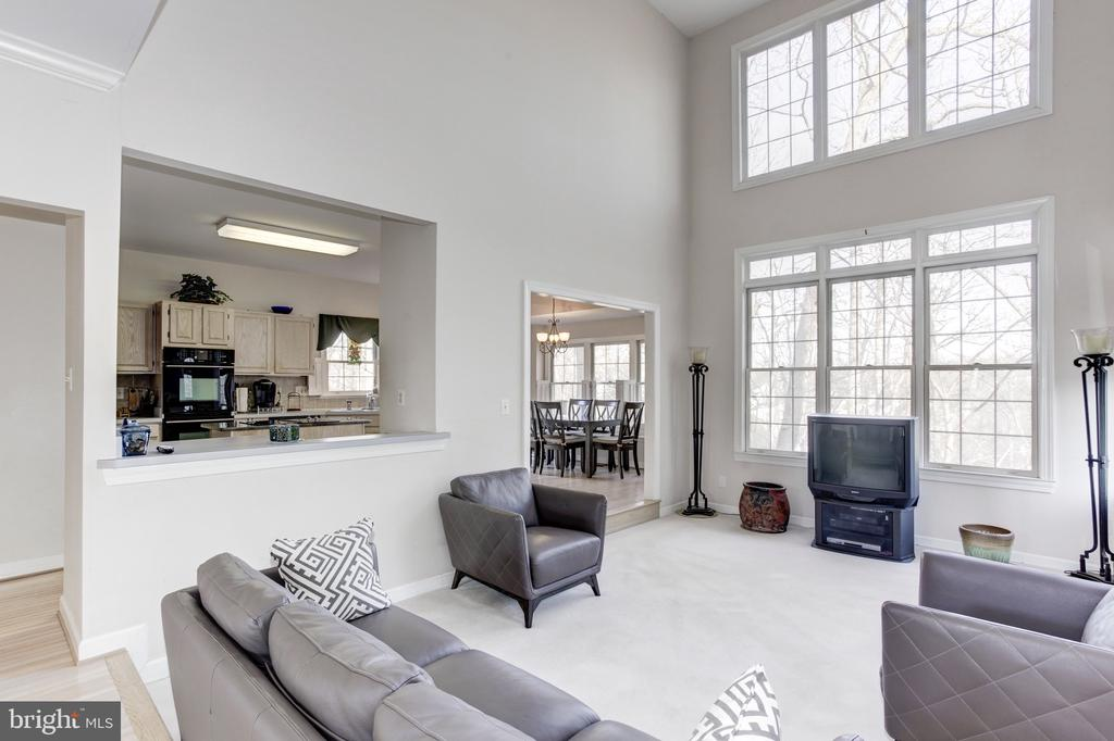 Open Living Space - 14104 ROCK CANYON DR, CENTREVILLE