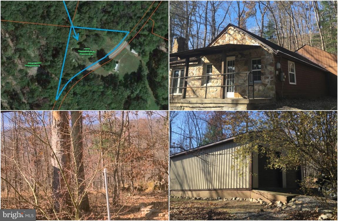 Single Family for Sale at 4144 Cold Run Valley Road Berkeley Springs, West Virginia 25411 United States