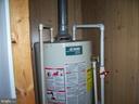 Hot Water Heater - 49 MOUNT TOP RD, MATHIAS