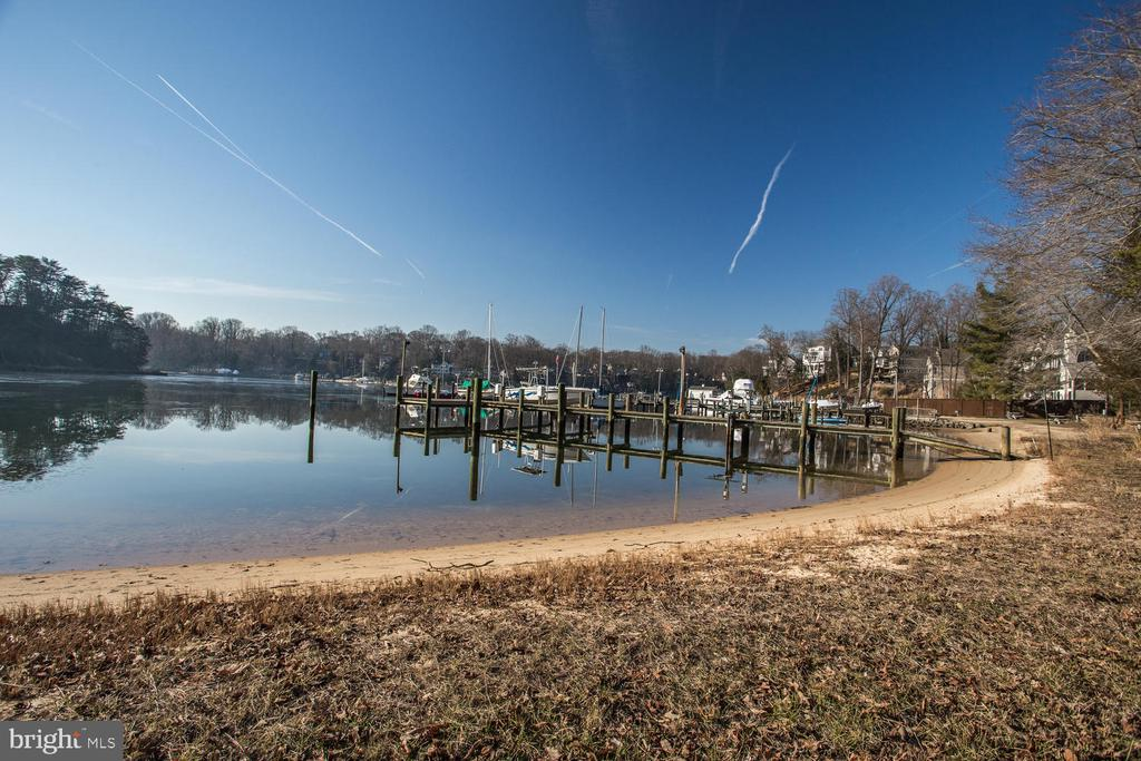 Protected Cove on the Severn River - 658 ROCK COVE LN, SEVERNA PARK