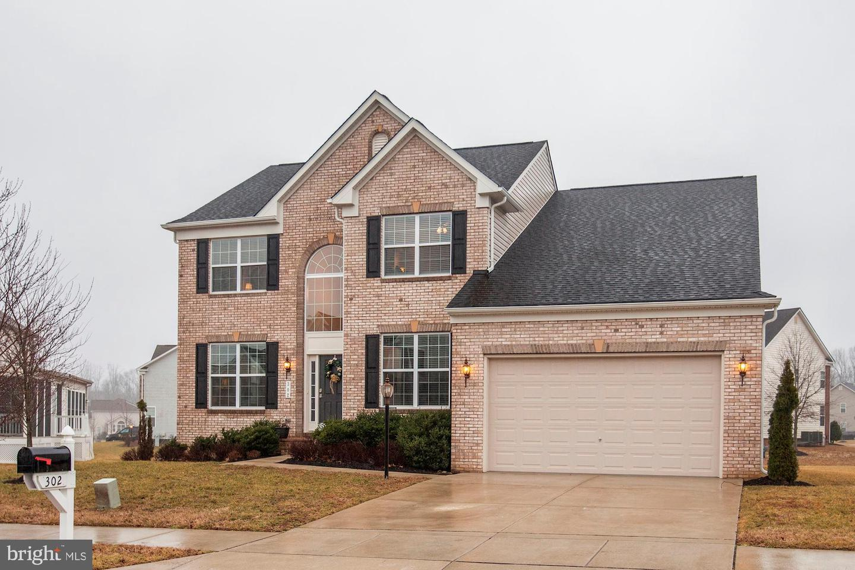 Single Family for Sale at 302 Radiant Ct Upper Marlboro, Maryland 20774 United States