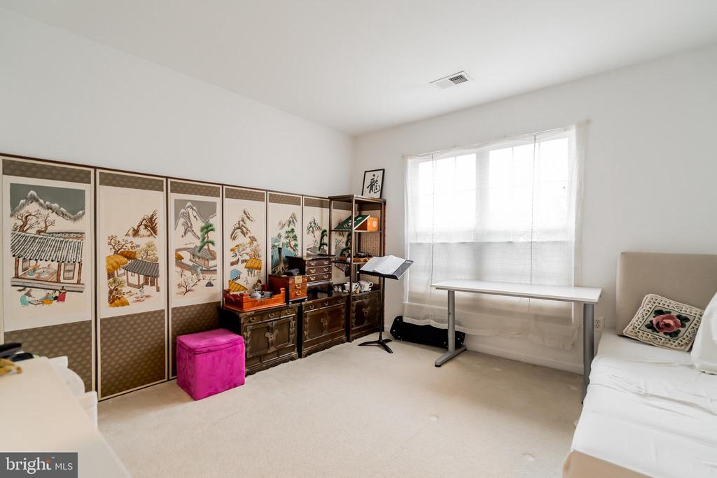 Bedroom #3 - 9100 BRIARWOOD FARMS CT, FAIRFAX
