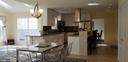 Kitchen and Breakfast Area - 21337 CLAPPERTOWN DR, ASHBURN