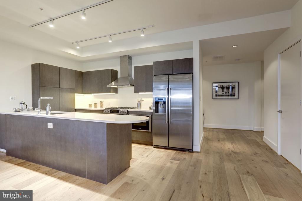 Kitchen - 1468 BELMONT ST NW #3 WEST, WASHINGTON