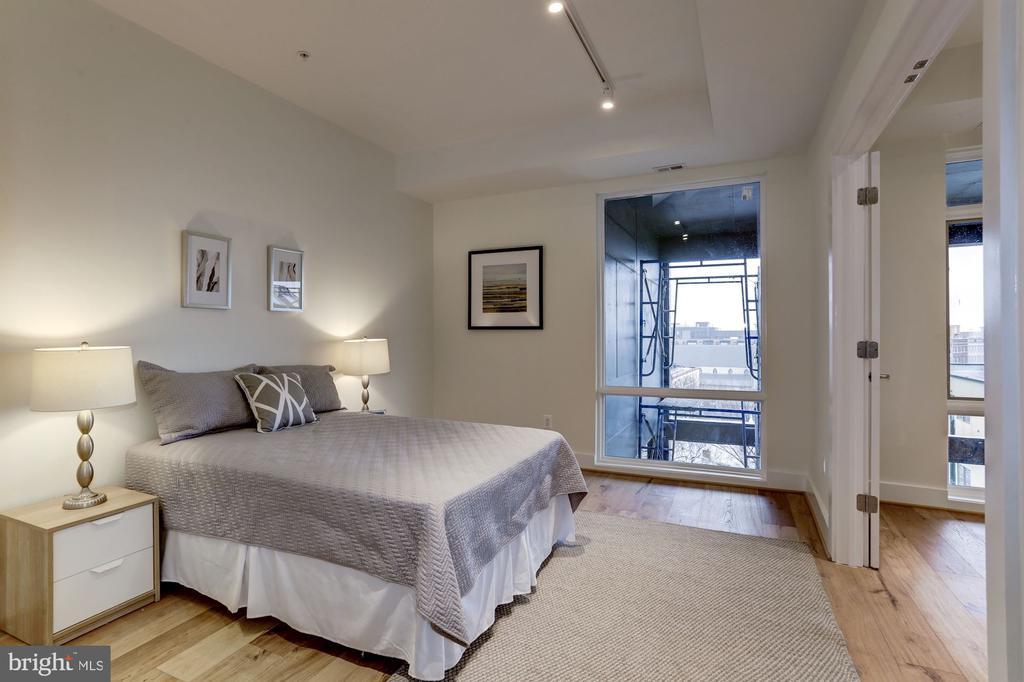 Bedroom #1 - 1468 BELMONT ST NW #3 WEST, WASHINGTON