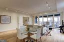Dining room - 1468 BELMONT ST NW #3 WEST, WASHINGTON